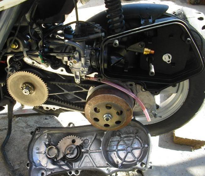 Ремонт мотоциклов