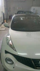 плёнка на Nissan Juke